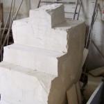 Foto 1. Primera talla del bloque
